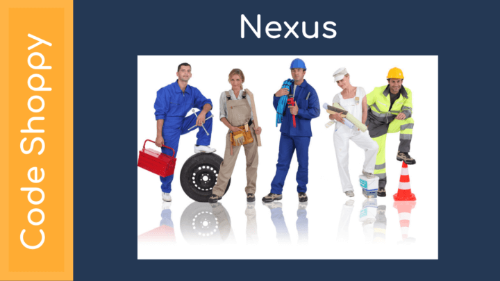 Nexus – Application for Searching contractor and worker in cities - Code Shoppy