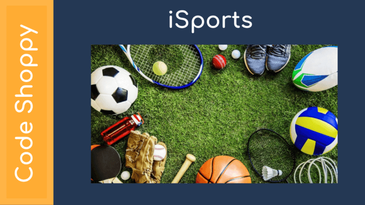 iSports : Sports Events based android & PHP