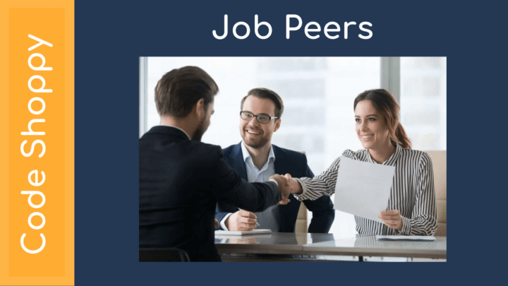 Job Peers Android app