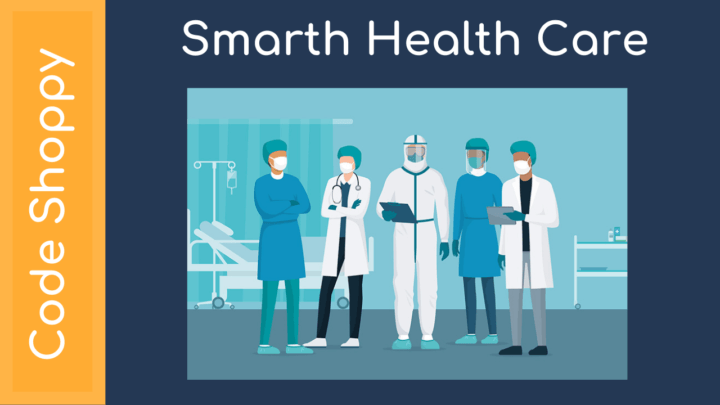 Smart Health Care - Medicine & Doctor Recommendation Android app