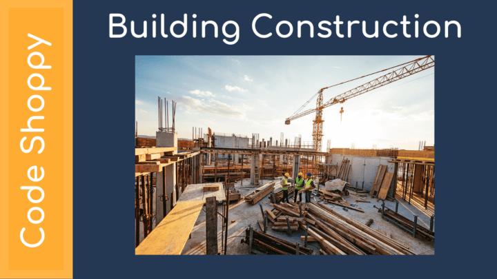 Building Construction Planner