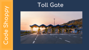 Toll Gate App For Android Based Payment based android app