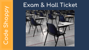 Exam And Hall Ticket Management Application System based android projects