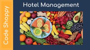 hotel Management andoird app
