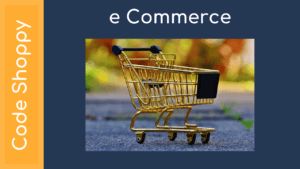 E-Commerce Online shopping Application