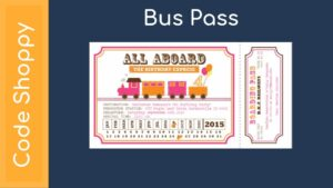 Bus Pass Management System based android app
