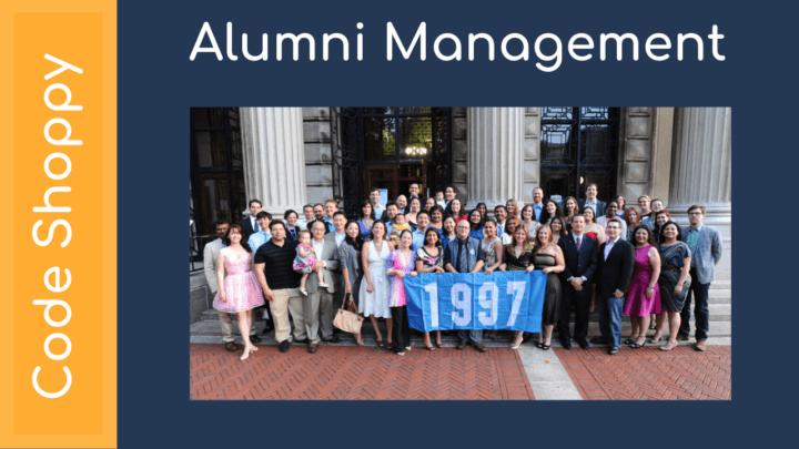 Alumni Management System - Dotnet C# Projects - Code Shoppy