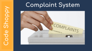 Web Based Complaint Management System - Dotnet C# Projects - Code Shoppy