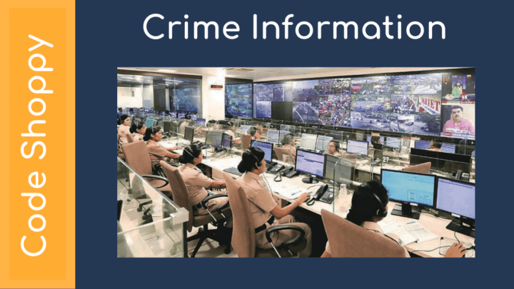 Crime Information Management System - Dotnet C# Projects - Code Shoppy