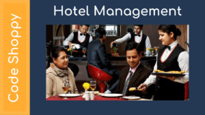 Hotel Management System - Dotnet C# Projects - Code Shoppy