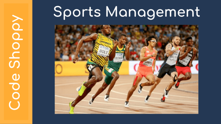 Sports Management System - Dotnet C# Projects - Code Shoppy