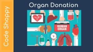 Organ Donation App - Android & Web